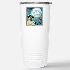 Look At The Moon Travel Mug