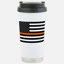 Search & Rescue: Black Stainless Steel Travel Mug