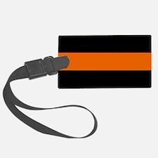 Search & Rescue: The Thin Orange Luggage Tag