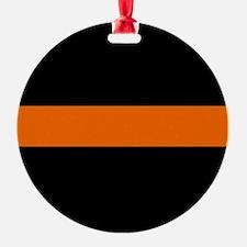 Search & Rescue: The Thin Orange Li Ornament