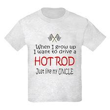 WIGU Hot Rod Uncle T-Shirt