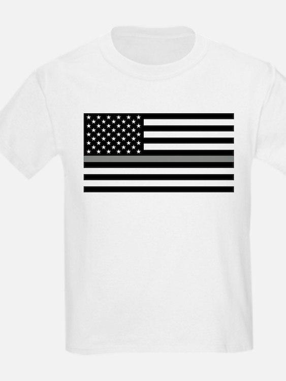 U.S. Flag: Black Flag & The Thi T-Shirt