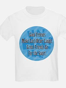 Laugh-Snort T-Shirt