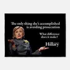 HILLARY ONLY THING 5'x7'Area Rug