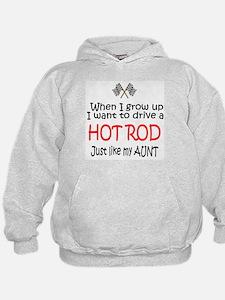 WIGU Hot Rod Aunt Hoodie