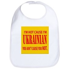 Unique Ukraine travel Bib