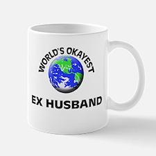 World's Okayest Ex-Husband Mugs