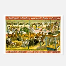 Great Ethnological Congress Postcards (Package of