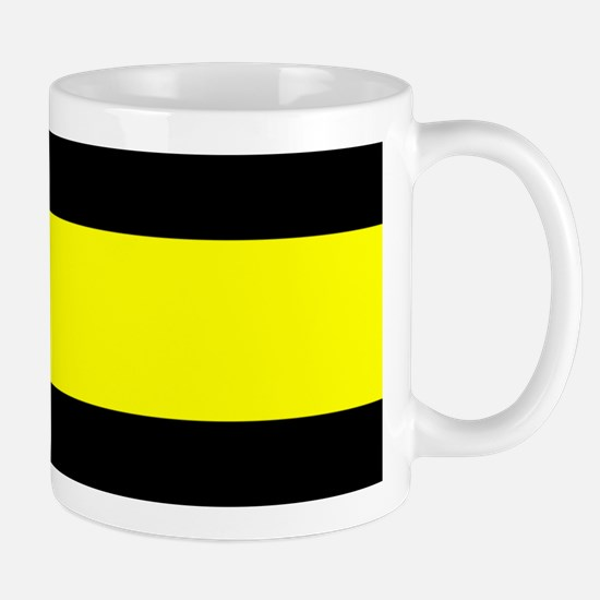 The Thin Yellow Line Mug