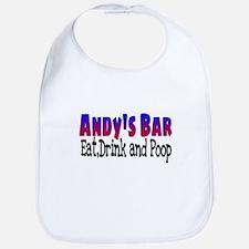 Andy's Bar Bib