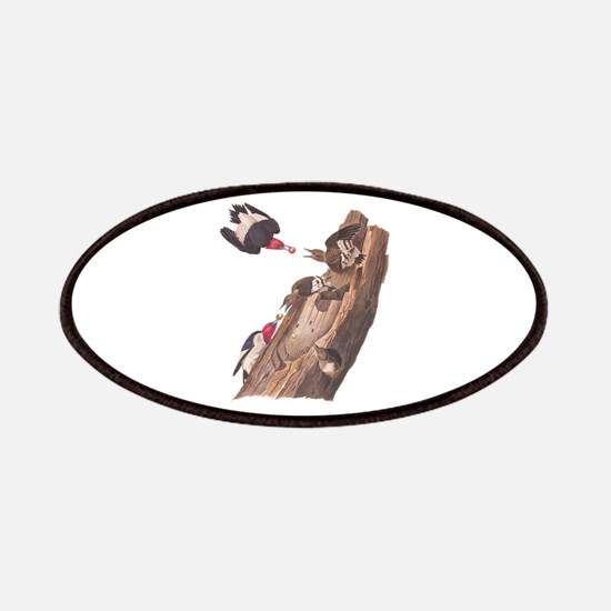 Red Headed Woodpeckers Patch