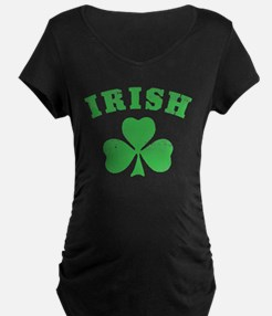 irish_clover Maternity T-Shirt