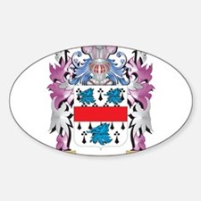 Miller Coat of Arms - Family Crest Decal