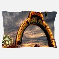Indiana State Fair Pillow Case