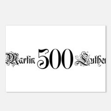 martin500luther Postcards (Package of 8)