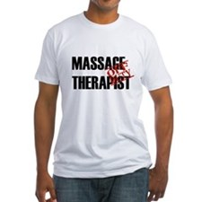 Off Duty Massage Therapist Shirt