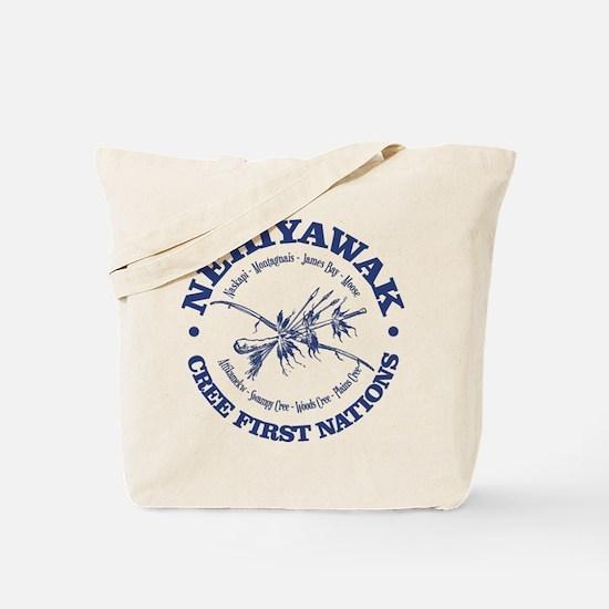 Cree Tote Bag