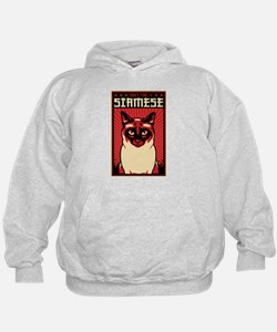Cool Obey the kitty Hoodie