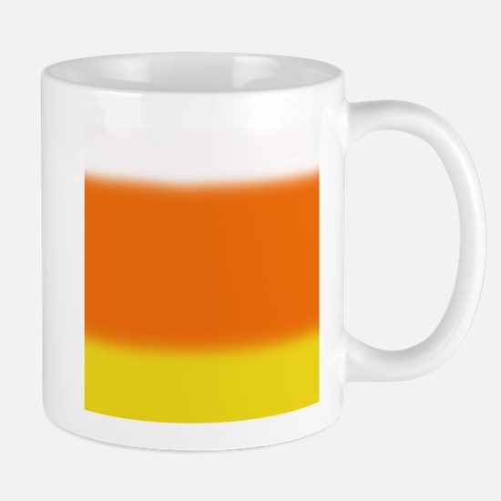 Candy Corn Ombre Mugs
