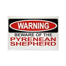 PYRENEAN SHEPHERD Rectangle Magnet