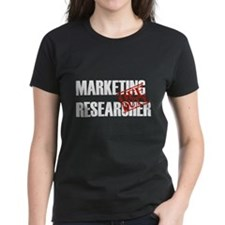 Off Duty Marketing Researcher Tee