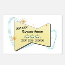 Instant Respiratory Therapist Postcards (Package o