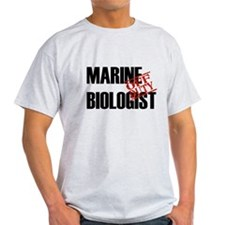 Off Duty Marine Biologist T-Shirt