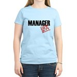 Off Duty Manager Women's Light T-Shirt