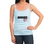 Off Duty Manager Jr. Spaghetti Tank