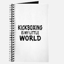 Kickboxing Is My Little World Journal