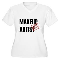 Off Duty Makeup Artist T-Shirt