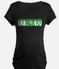 Fly Eagles Fly! Maternity T-Shirt