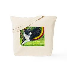 Agilty Dog Tote Bag