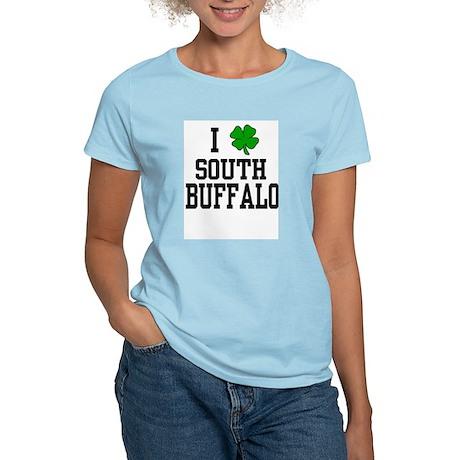 I Shamrock S. B-lo Women's Light T-Shirt