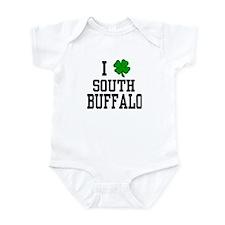 I Shamrock S. B-lo Infant Bodysuit