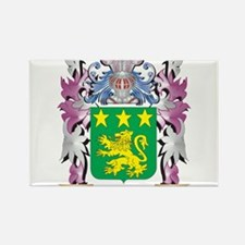 Morman Coat of Arms - Family Crest Magnets