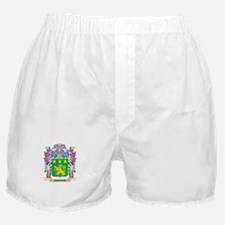 Morman Coat of Arms - Family Crest Boxer Shorts