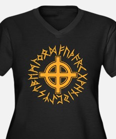 Crossandrunes Plus Size T-Shirt