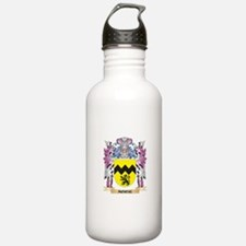 Morse Coat of Arms - F Water Bottle