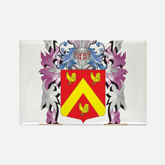 Moses Coat of Arms - Family Crest Magnets