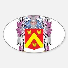Moshe Coat of Arms - Family Crest Decal