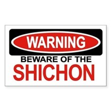 SHICHON Rectangle Decal