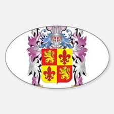 Mott Coat of Arms - Family Crest Decal