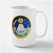 NROL-11 Launch Mug