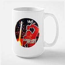 NROL-55 Launch Large Mug