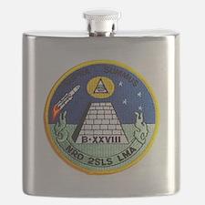 NROL-11 Launch Flask