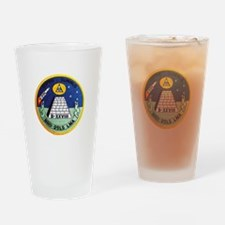 NROL-11 Launch Drinking Glass