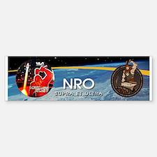NROL-55 Program Sticker (Bumper)