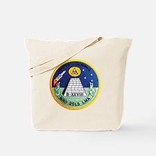 NROL-11 Launch Tote Bag