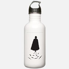 Jack the Ripper with C Water Bottle